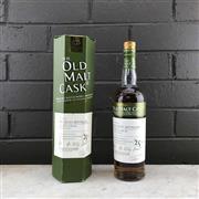Sale 8970 - Lot 626 - 1x 1982 The Old Malt Cask Port Ellen Distillery 25YO Single Malt Scotch Whisky - distilled 02/1982, bottled 08/2007, 50% ABV, 700m...