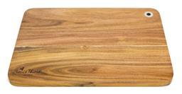 Sale 9220L - Lot 3 - Rectangular Acacia Wood Chopping Board (39 x 22cm)
