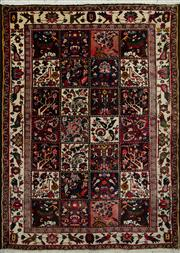 Sale 8418C - Lot 10 - Persian Bakhtiari 200cm x 145cm