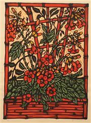 Sale 8656 - Lot 504 - Bruce Goold (1948 - ) - Still Life, 1991 71.5 x 51.5cm (sheet size: 91 x 61cm)