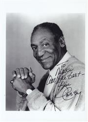Sale 8809A - Lot 5004 - Bill Cosby