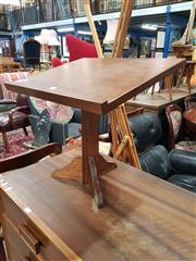 Sale 8863 - Lot 1044 - Timber Table Top Pulpit