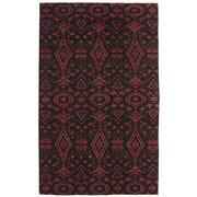 Sale 8911C - Lot 67 - India Nomad Design Rug, 245x152cm, Handspun Wool