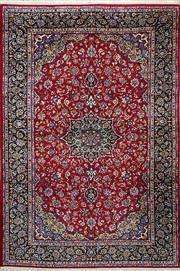 Sale 8345C - Lot 10 - Persian Kashan 250cm x 370cm
