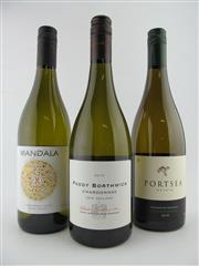 Sale 8398A - Lot 806 - 3x Chardonnay - 1x 06 Portsea Estate, Mornington Peninsula; 1x 16 Paddy Borthwick, Wairarapa; 1x 16 Mandala, Yarra Valley