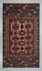 Sale 8472C - Lot 55 - Persian Somak 200cm x 115cm
