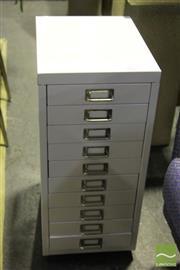 Sale 8499 - Lot 1040 - Small Filing Unit