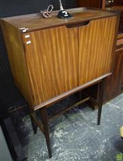 Sale 8550 - Lot 1031 - Quality Richard Hornby Cocktail Cabinet