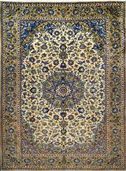 Sale 8345C - Lot 11 - Persian Kashan 362cm x 265cm