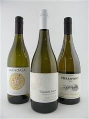 Sale 8398A - Lot 807 - 3x Chardonnay - 1x 16 Terindah Estate Single Vineyard, Bellarine Peninsula; 1x 16 Pierrepoint Alexandra, Henty; 1x 16 Mandala, Yar...