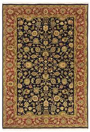 Sale 8626A - Lot 88 - A Cadrys Indian Mashad Design Handspun Wool Carpet, Size; 177x122cm, RRP; $1605