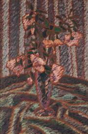 Sale 8916 - Lot 503 - Joanne Thew (1952 - ) - Hydrangeas 60 x 60 cm