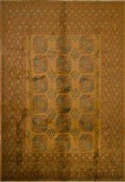 Sale 8447C - Lot 45 - Afghan Turkman 285cm x 195cm