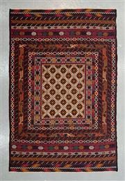 Sale 8472C - Lot 57 - Persian Somak 200cm x 135cm