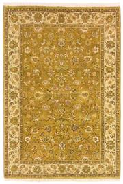 Sale 8626A - Lot 89 - A Cadrys Indian Mashad Design Handspun Wool Carpet, Size; 173x120cm, RRP; $1540