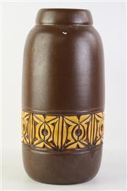 Sale 8818 - Lot 89 - Large Israeli Studio Pottery Vase