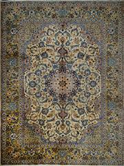 Sale 8360C - Lot 4 - Persian Kashan 390cm x 300cm