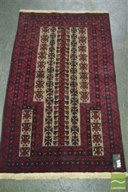 Sale 8392 - Lot 1088 - Persian Balouch (140 x 90cm)