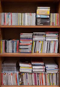 Sale 8735 - Lot 13 - A large quantity of classical CDs