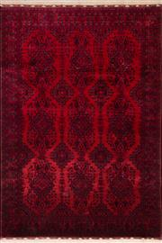 Sale 8447C - Lot 46 - Afghan Super Fine Beljic 200cm x 300cm