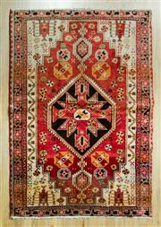 Sale 8589C - Lot 12 - Persian Shiraz Vintage, 200x140