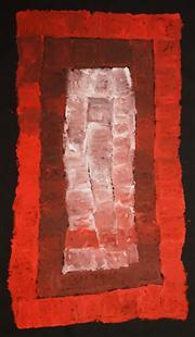 Sale 8624 - Lot 539 - Kudditji Kngwarraye (1938 - 2017) - My Country 188 x 98cm