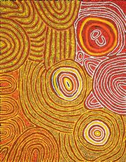 Sale 8723A - Lot 5049 - Marlene Young Nungurrayi (c1971 -) - Minmya 91 x 71cm