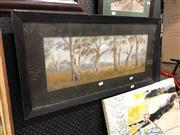 Sale 8779 - Lot 2081 - Artist Unknown - Rural Scene