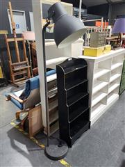 Sale 8988 - Lot 1048 - Industrial Style Floor Lamp (H:180cm)