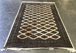 Sale 9108 - Lot 1071 - Persian Hand-knotted woollen carpet in brown & cream tones some stains as in photos ( 285 x 180cm)