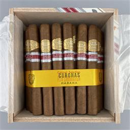 Sale 9250W - Lot 753 - Por Larrañaga Cabinet Selection Coronas - Edición Regional Alemania Cuban Cigars - box of 50 cigars, stamped December 2017, ed. 02...