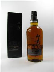 Sale 8329 - Lot 583 - 1x Suntory Whisky The Yamazaki Distillery Single Malt Japanese Whisky - 2016 limited edition, 700ml in box