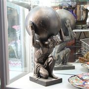 Sale 8351 - Lot 19 - Large Figure of Atlas