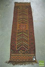 Sale 8392 - Lot 1027 - Persian Sumac (190 x 60cm)