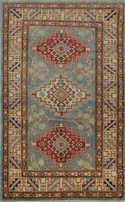 Sale 8418C - Lot 11 - Afghan Kazak 150cm x 90cm
