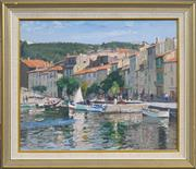 Sale 8415 - Lot 568 - William Ashton (1881 - 1963) - France 35 x 42.5cm