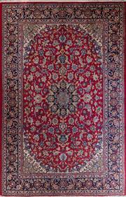 Sale 8447C - Lot 47 - Persian Kashan 250cm x 390cm
