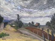 Sale 8549 - Lot 570 - Desiderius Orban (1884 - 1986) - Road to Camden 45 x 60.5cm