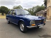Sale 8884V - Lot 1 - 1972 Peugeot 504 2000 GL