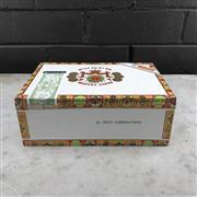 Sale 9079W - Lot 831 - Punch Petit Cononations Cuban Cigars - box of 25, stamped June 2016