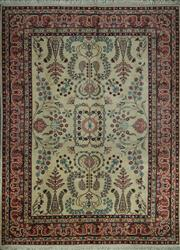 Sale 8360C - Lot 6 - Persian Tabriz 380cm x 270cm