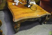 Sale 8368 - Lot 1026 - Timber Coffee Table