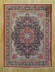 Sale 8589C - Lot 15 - Persian Tabriz Vintage, 402x295