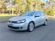 Sale 8620V - Lot 4 - Volkswagen Golf 118 TSi Comfortline                                Body: 5 Door Hatch ...