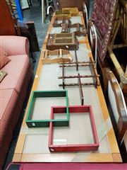 Sale 8744 - Lot 1061 - Collection of Shadow Boxes and Shelves