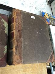 Sale 8819 - Lot 2441 - Volumes 1 & 2 The Holy Bible containing the Old & New Testaments, with explanatory notes, references, & a condensed concordance, p...