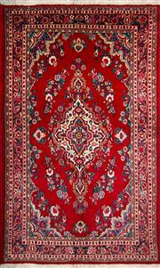 Sale 8380C - Lot 2 - Persian Kashan 220cm x 138cm