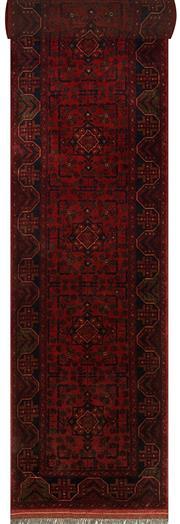 Sale 8412C - Lot 76 - Afghan Khal Mohamadi Runner 500cm x 80cm
