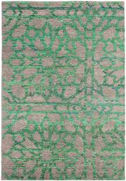 Sale 8626A - Lot 95 - A Cadrys Indian Sari Silk Carpet, Size; 290x203cm, RRP; $1800