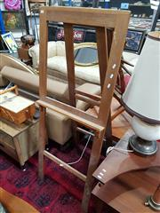 Sale 8822 - Lot 1164 - Timber Display Easel